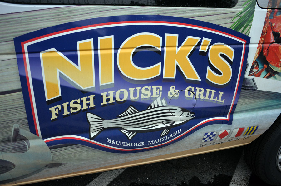 Nick S Fish House Grill Eating My Way Through Charm City